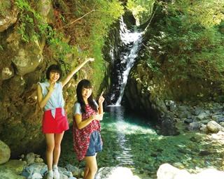 暑い夏はすぐそこに!涼感たっぷり、滝巡りで癒されよう<岐阜・下呂>