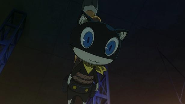 「PERSONA5 the Animation」第8話の先行カットが到着。祐介も加わり、斑目のパレスへ再び!