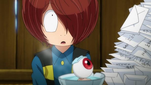 「ゲゲゲの鬼太郎」第9話の先行カットが到着。阪口大助が演じる働き者の河童登場!