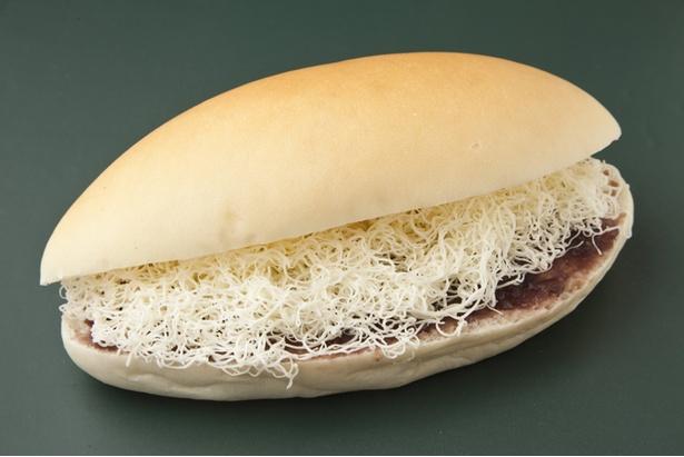 「北海道産あんと削りバター」(210円)