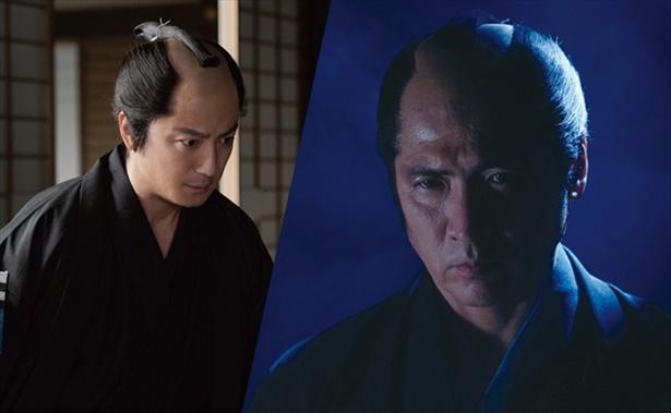 ちょんまげ姿も美しい吉川晃司&上地雄輔の「黒書院の六兵衛」