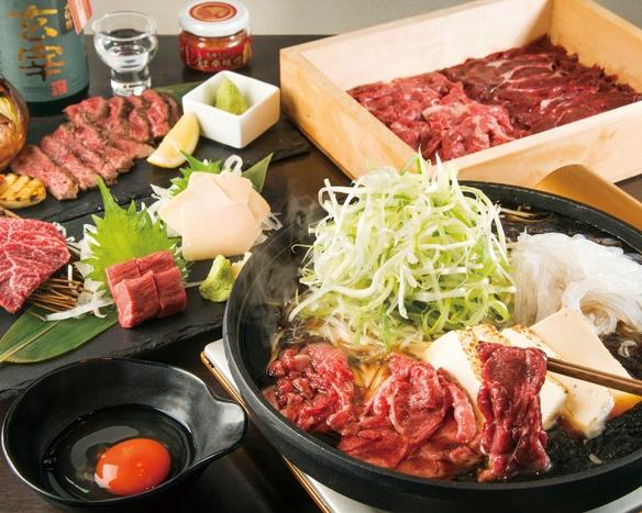 連日予約で満席!元横浜DeNAベイスターズの下園選手によるヘルシーな馬肉料理専門店