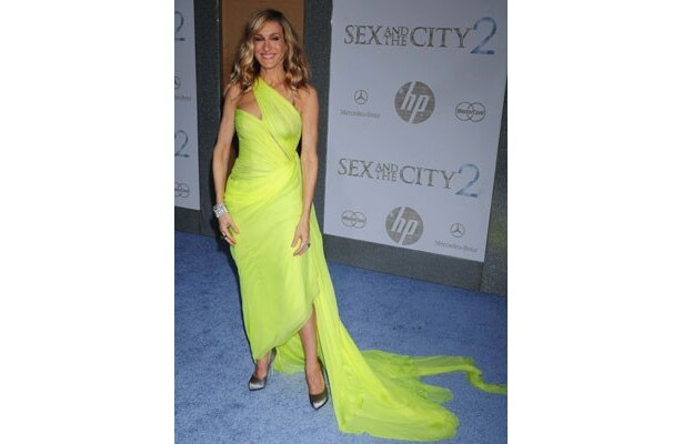 【写真】一番人気のサラ・ジェシカ・パーカーのドレスはこちら!
