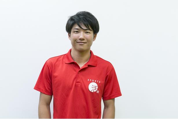 「あのけがにはプラスの要素しかなかった」と話す成田緑夢選手