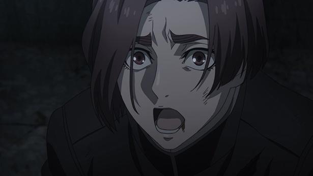 """「東京喰種トーキョーグール:re」第10話の先行カットが到着。喰種も畏れる""""眼帯の喰種""""とは…"""