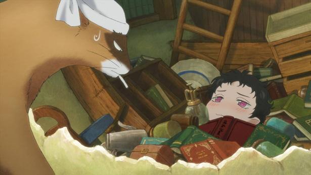 「ハクメイとミコチ」から、新作OVAの場面カット&あらすじが公開!