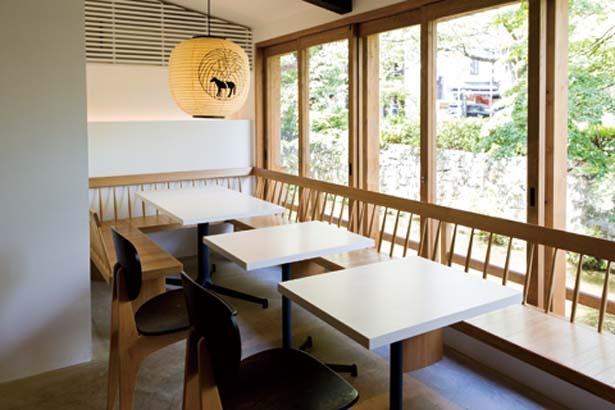 店舗は築120年の町家をリデザイン/お茶と酒 たすき