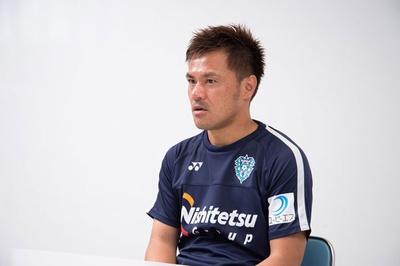 元日本代表のアビスパ福岡・駒野友一選手