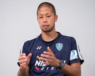 元日本代表のアビスパ福岡・森本貴幸選手