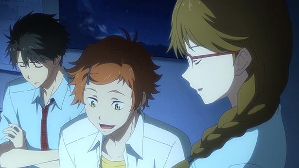 「多田くんは恋をしない」第9話の先行カットが到着。テレサがレイチェルに言われた言葉を思い出して…