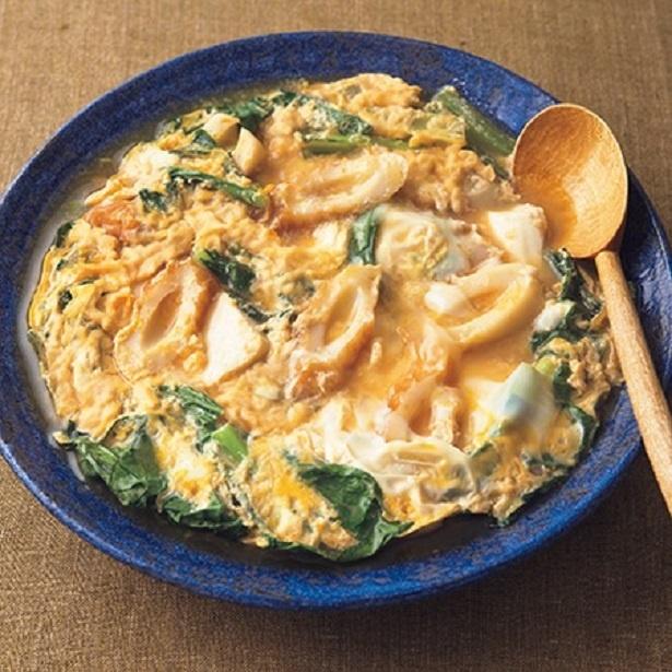 豆腐 卵 とじ 豆腐の卵とじ by小林まさみさんの料理レシピ