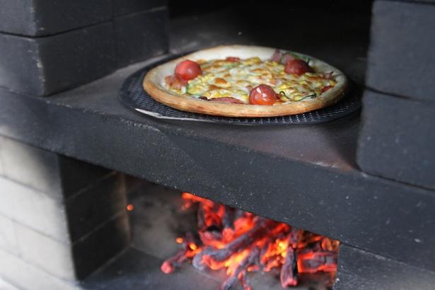六甲山カンツリーハウスで「手作りピザ教室」開催