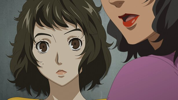 「PERSONA5 the Animation」第9話の先行カットが到着。束の間の学生生活を満喫!?