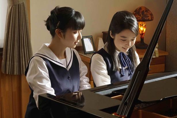 若手注目株の姉妹女優・上白石萌音&萌歌が映画