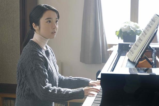 【写真を見る】『君の名は。』の上白石萌音がピアニスト役に!