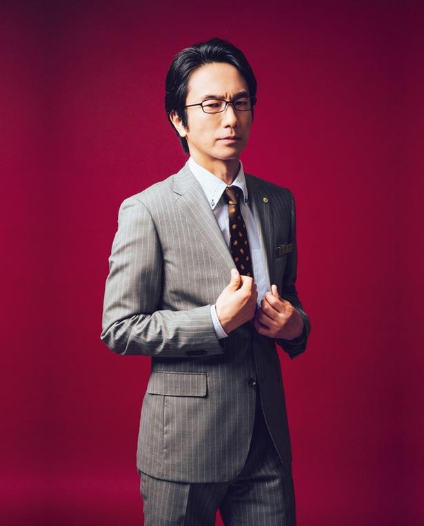 「おっさんずラブ」で、年下の男を深く愛する武川を全力で熱演中の眞島秀和