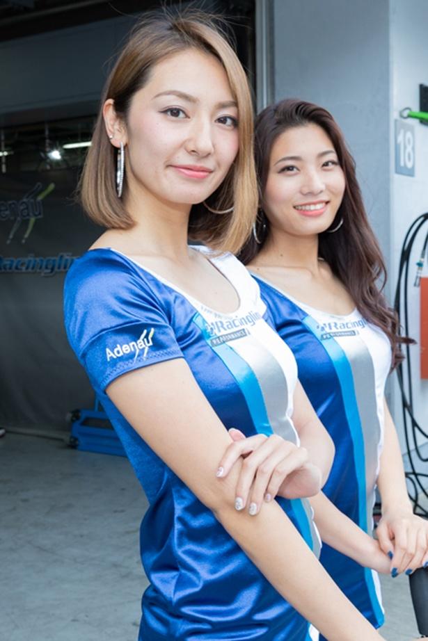 富士24時間レースで見かけた美人レースクイーン40名(16/40)