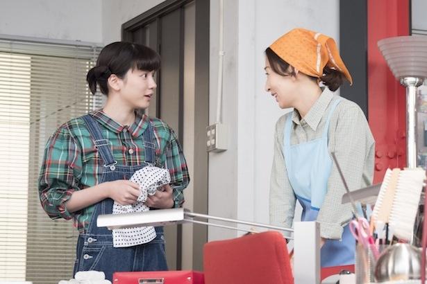 連続テレビ小説「半分、青い。」は第10週に突入