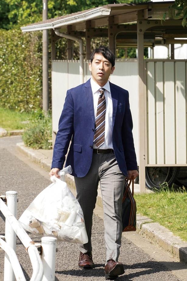 不倫サラリーマン・桜井高志(迫田孝也)「限界団地」