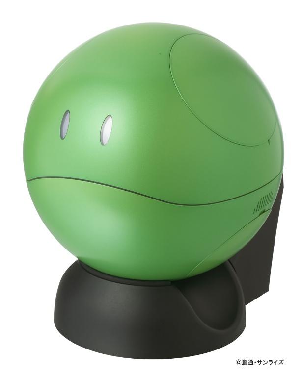 人工知能搭載のハロがついに実現!? コミュニケーションロボット「ガンシェルジュ ハロ」の発売が決定!