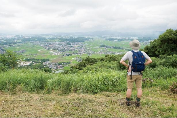 長谷山 / 古の城主も眺めた絶景を 30分足らずで手に入れる
