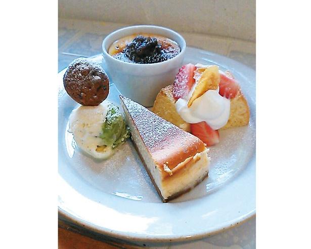「cafe&zakka ZUZU」(岐阜県岐阜市)。体に優しいソイメニューを満喫しよう