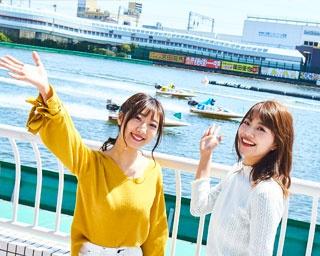 「ボート―レース尼崎」は阪神尼崎センタープール前から徒歩3分のらくちんアクセス