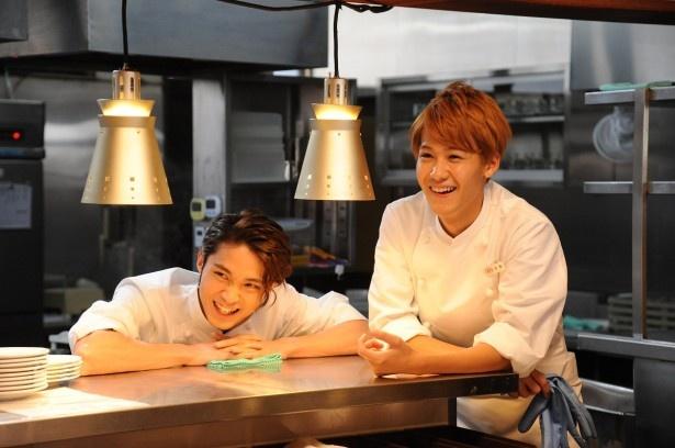 磯村が出演する映画「恋は雨上がりのように」(公開中)