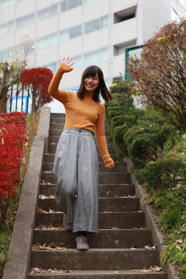 新人女優・榊桜都(さかき・おと)