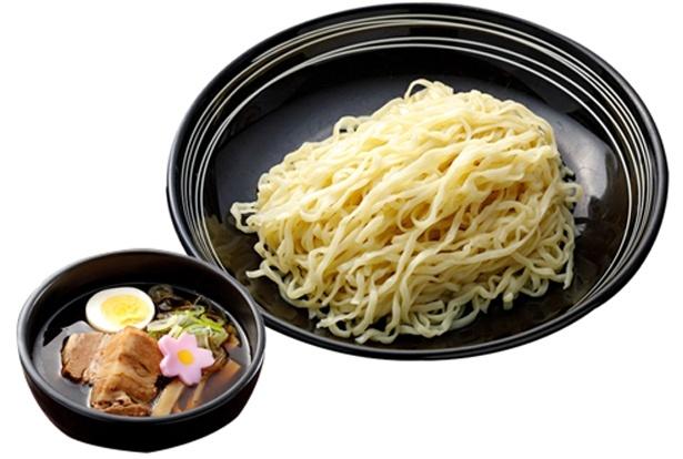 「喜多方らーめん 蔵まち」の「王道つけ麺」(780円)