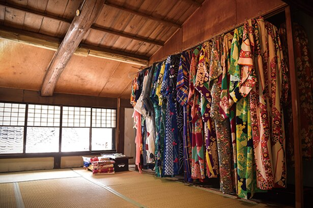 「ORGANキモノ」で着物をレンタルして川原町を散策しよう!