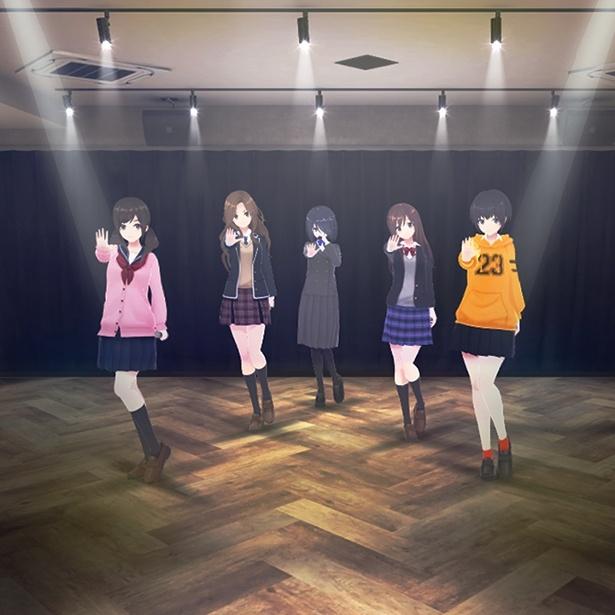 バーチャルアイドル「えのぐ」初の本格ライブが8月10日(金)開催!