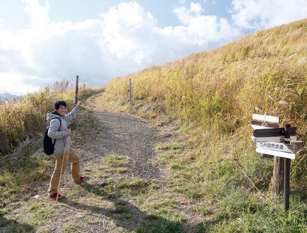貫山 /周辺には奇岩がたくさん