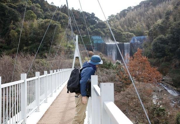 二丈岳 / 加茂ゆらりんこ橋