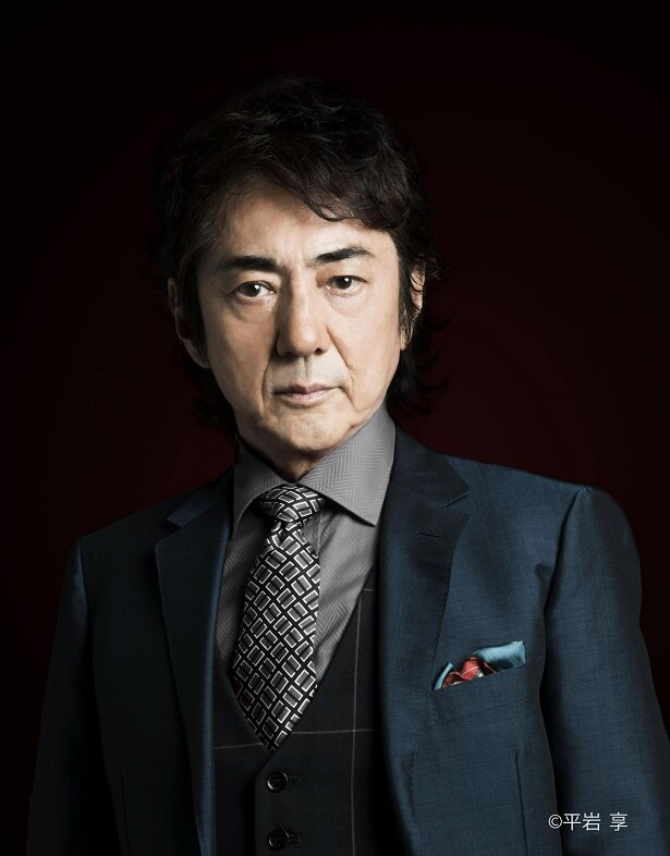 """""""ドリーマー""""徳川家康を演じる市村正親"""