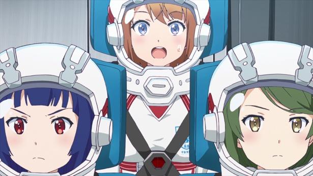 TVアニメ「ソラとウミのアイダ」のティザーサイト&ティザービジュアル&PV第一弾が一挙解禁!