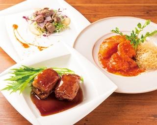 有名店仕込みの凄腕シェフの奥深い中国料理をリーズナブルに