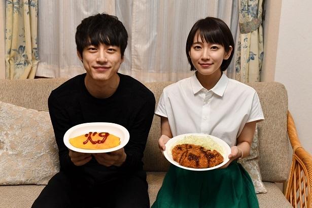 「シグナル」坂口健太郎から、「ケンカツ」吉岡里帆へバトンタッチ!