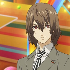 「PERSONA5 the Animation」第10話の先行カットが到着。高校生名探偵・明智吾郎と遭遇!