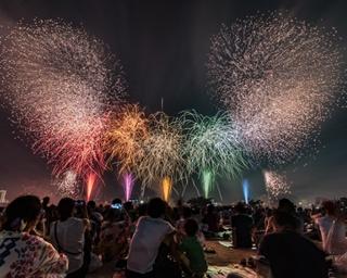 メモリアルイヤーは開催内容もプレミアム!主催者に聞く「足立の花火」の見どころ