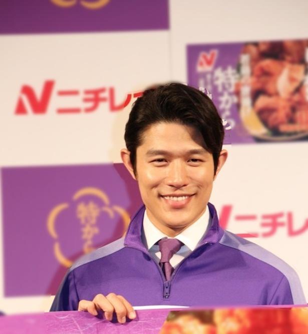 鈴木亮平がオフィシャルブログを更新した