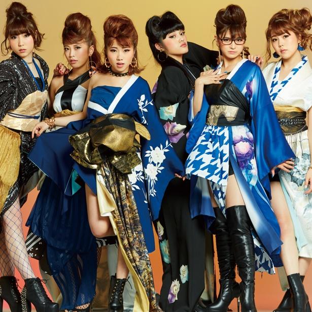 大阪☆春夏秋冬は8月18日(土)の「サマソニ×TIF@幕張 IDOL SONIC」に登場