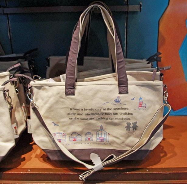 「トートバッグ」(4500円)は、取り外しできるショルダーベルト付き