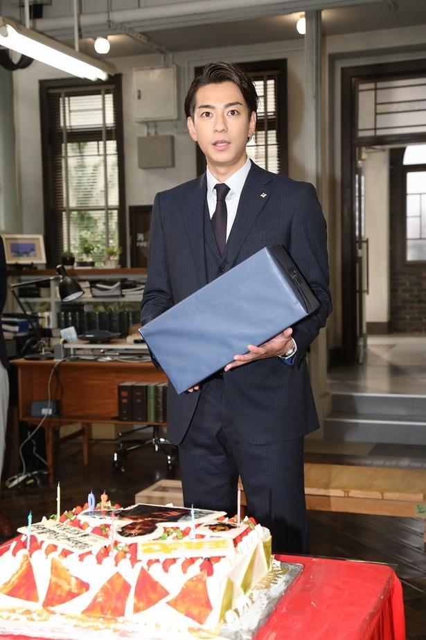 30歳の決意を語る三浦翔平