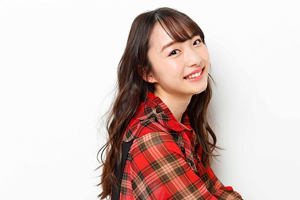 イマドキガール内田珠鈴、映画初出演は双子コーデに憧れる女の子役