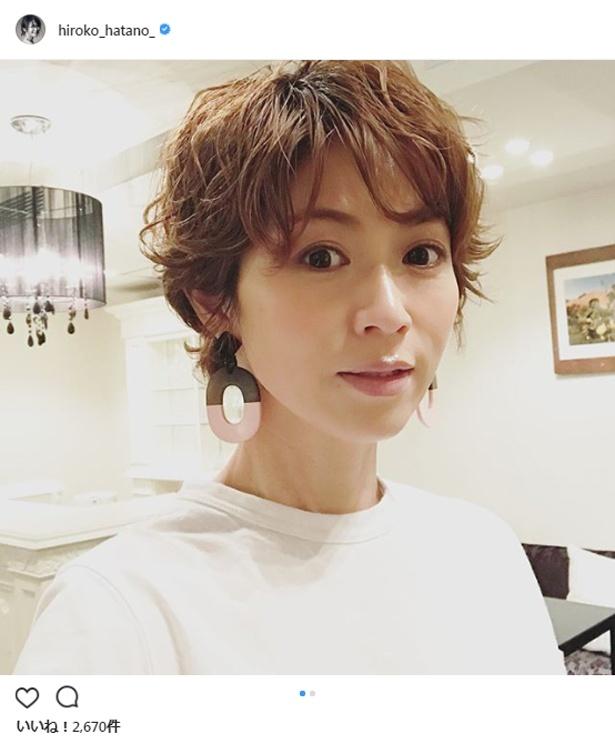 女優・モデルとしても活躍中の畑野ひろ子が「1周回って知らない話」にゲスト出演