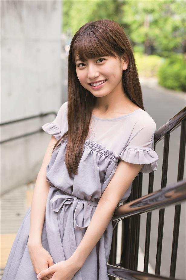 「花のち晴れ―」で、音の同級生・服部京子を演じる喜多乃愛