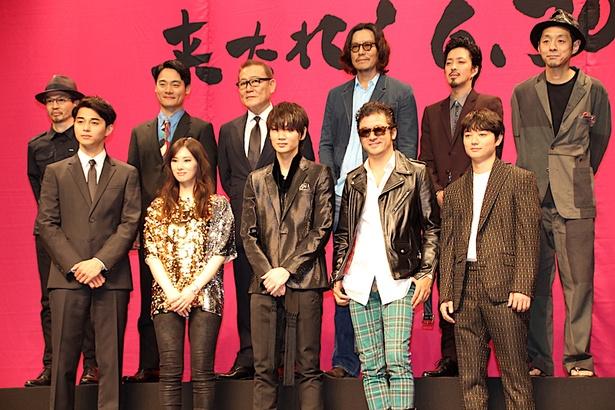 『パンク侍、斬られて候』は6月30日(土)公開