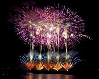 競うから磨かれる!「日本三大競技花火大会」が魅せる花火の芸術