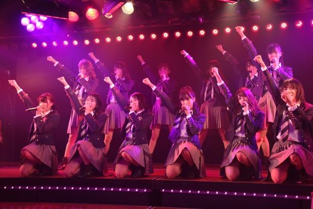 AKB48・岡部チームAの「目撃者」公演がスタート